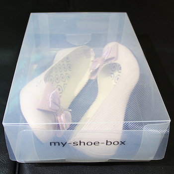 PP fodling box for shoes box